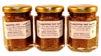 Honungssenap
