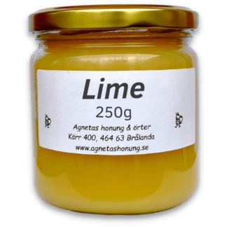 Honung med lime